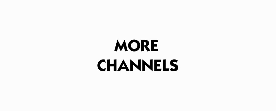 MORE CHANNELS CLICK HERE